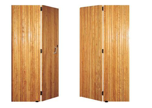 porte de garage battante 4 vantaux bois